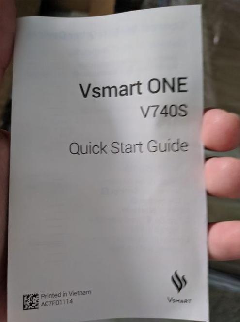 Vsmart One lộ diện: Sinh ra để xuất khẩu sang Mỹ, chưa rõ số phận sẽ ra sao - Ảnh 2.