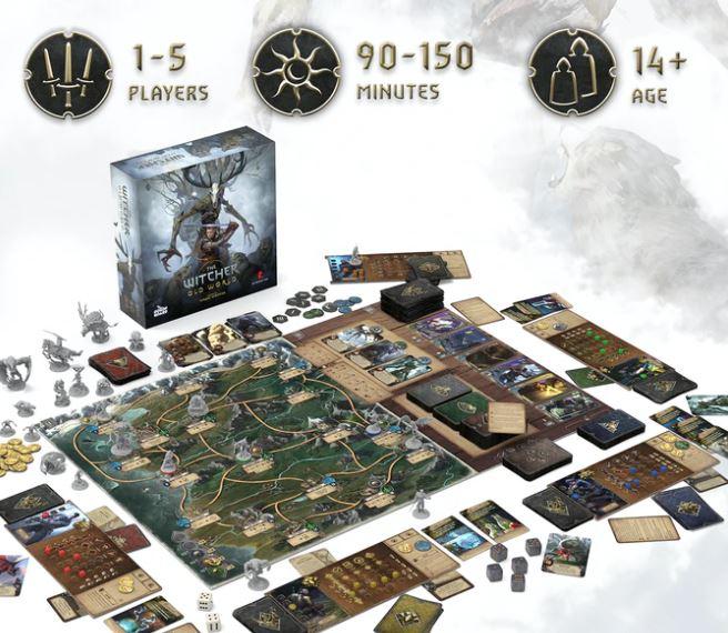 """Hot như The Witcher: Gọi vốn """"sương sương"""" 300.000 USD để làm boardgame, thu về hơn 3 triệu USD chỉ sau 2 ngày - Ảnh 3."""