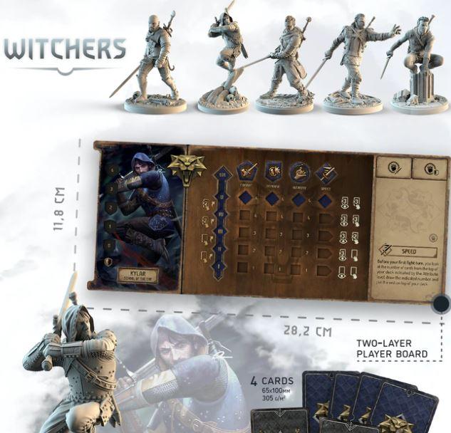 """Hot như The Witcher: Gọi vốn """"sương sương"""" 300.000 USD để làm boardgame, thu về hơn 3 triệu USD chỉ sau 2 ngày - Ảnh 4."""