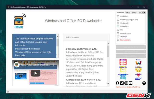 Microsoft đã bắt đầu phát hành Windows 10 21H1, và đây là những cách tải bộ cài đặt vào USB - Ảnh 4.