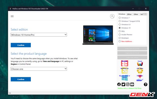 Microsoft đã bắt đầu phát hành Windows 10 21H1, và đây là những cách tải bộ cài đặt vào USB - Ảnh 6.