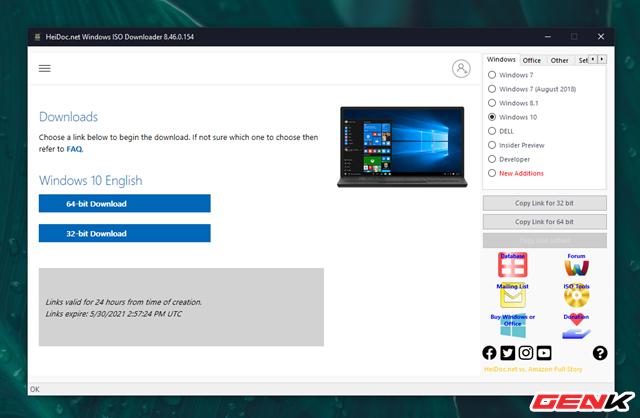 Microsoft đã bắt đầu phát hành Windows 10 21H1, và đây là những cách tải bộ cài đặt vào USB - Ảnh 7.