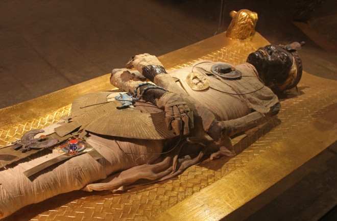 Nghệ thuật thất truyền: Người Ai Cập ướp xác người đã khuất như thế nào - Ảnh 2.