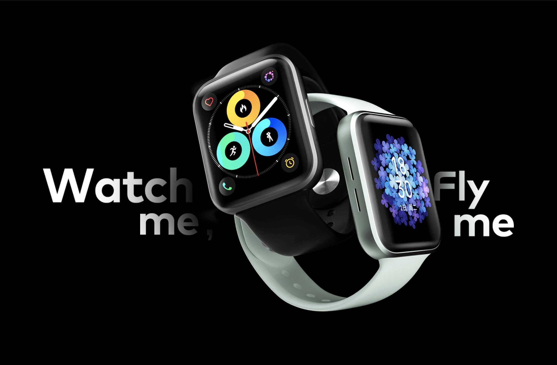 Meizu ra mắt smartwatch đầu tiên với thiết kế nhái Apple Watch, giá 5.4 triệu đồng - Ảnh 3.