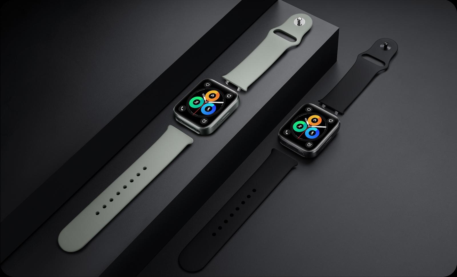 Meizu ra mắt smartwatch đầu tiên với thiết kế nhái Apple Watch, giá 5.4 triệu đồng - Ảnh 2.