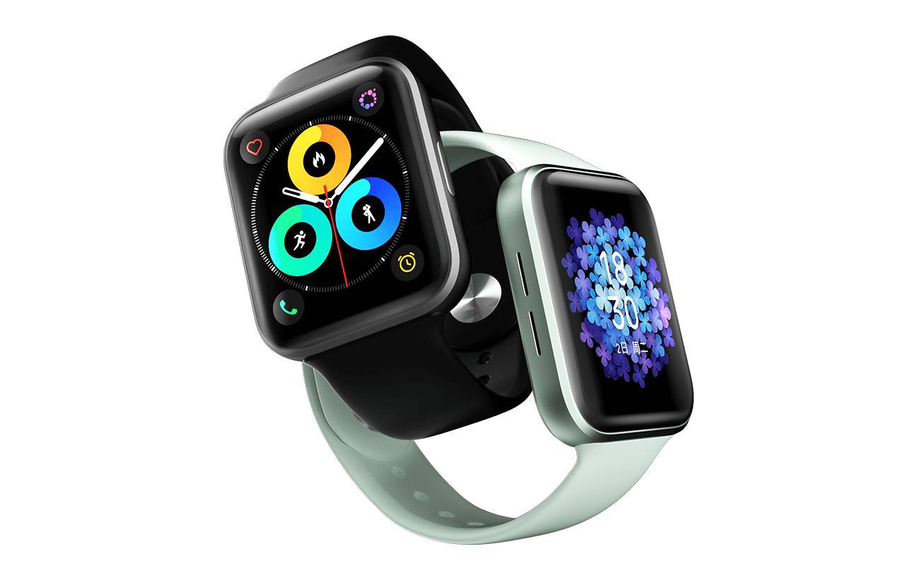 Meizu ra mắt smartwatch đầu tiên với thiết kế nhái Apple Watch, giá 5.4 triệu đồng - Ảnh 1.