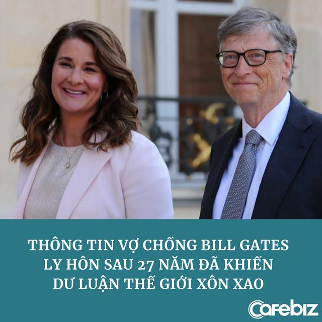 Tuổi 65 của Bill Gates: Độc thân nhiều tiền, nếu xài 1 triệu USD/ngày thì phải mất 400 năm mới tiêu hết tài sản - Ảnh 2.