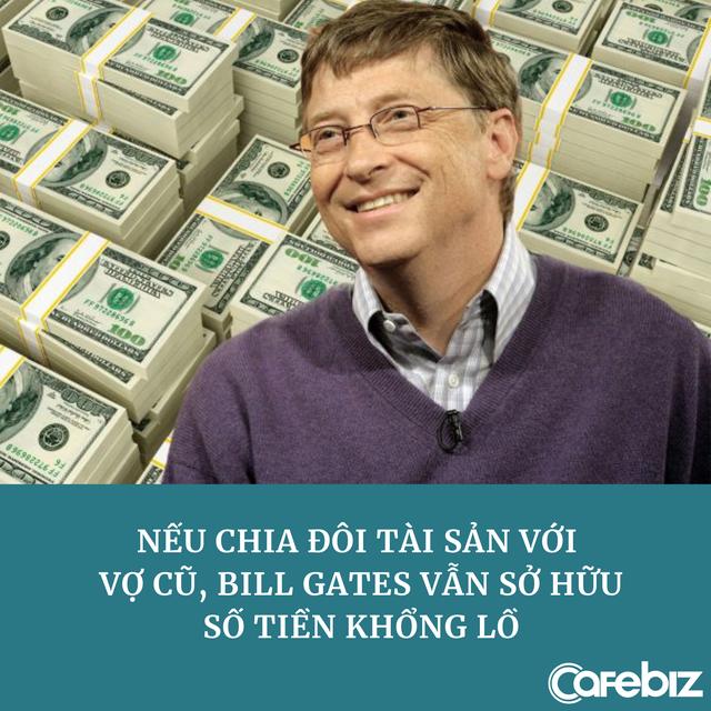 Tuổi 65 của Bill Gates: Độc thân nhiều tiền, nếu xài 1 triệu USD/ngày thì phải mất 400 năm mới tiêu hết tài sản - Ảnh 3.