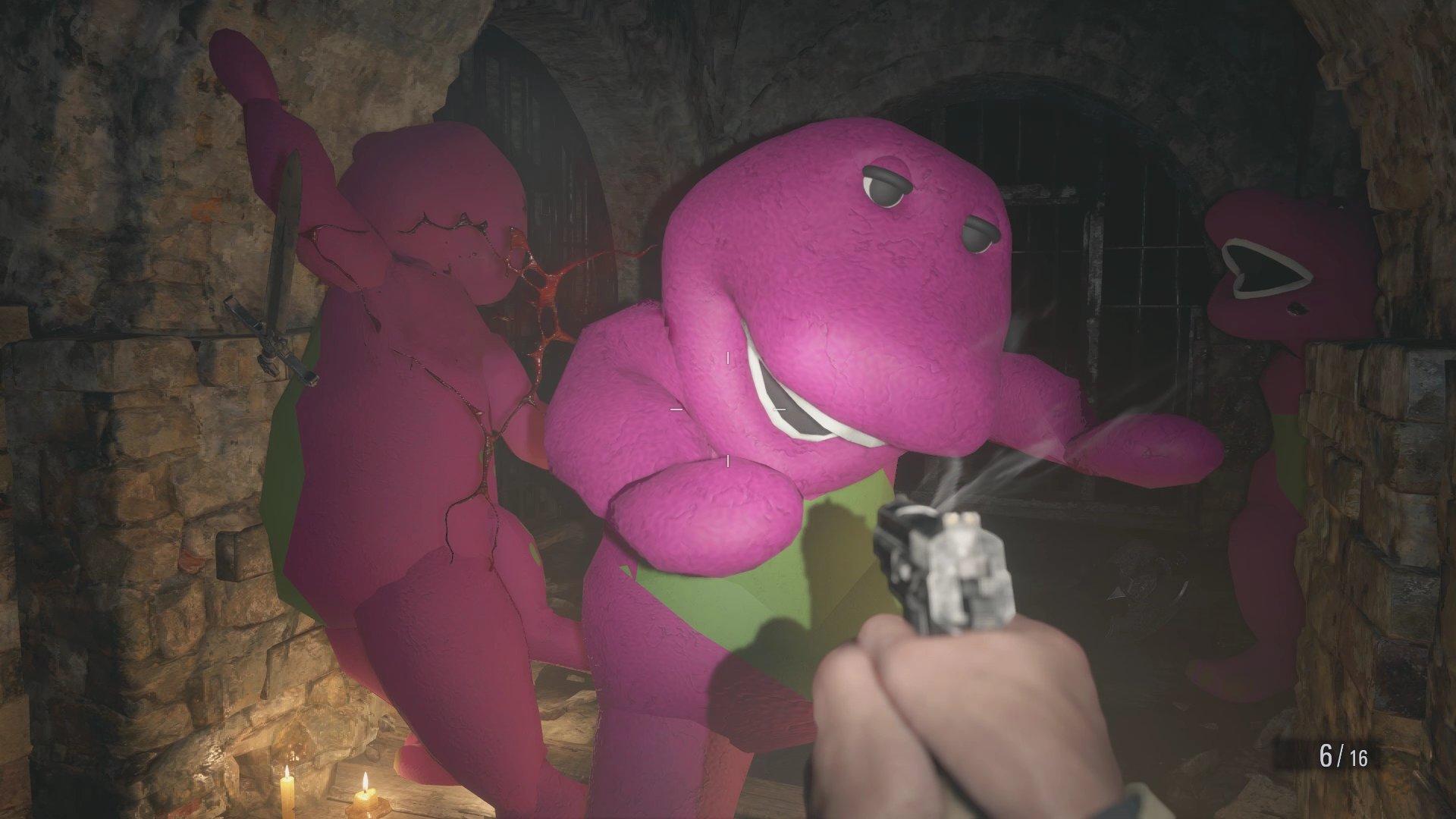 Người chơi hệ lầy mod được cả Ricardo Milos vào Resident Evil sắp ra mắt - Ảnh 1.