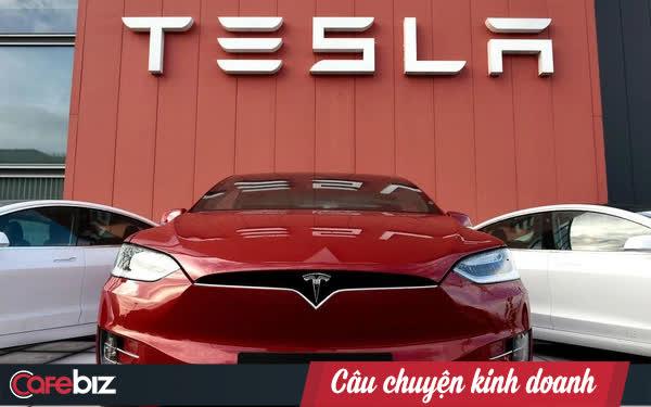 Điều gì khiến mô hình kinh doanh của Tesla khác biệt so với hầu hết doanh nghiệp trên hành tinh? - Ảnh 1.