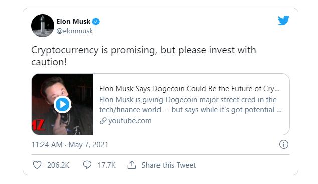 Liên tục FOMO thổi giá, Elon Musk vẫn phải cay đắng thừa nhận điều này đối với Dogecoin - Ảnh 1.