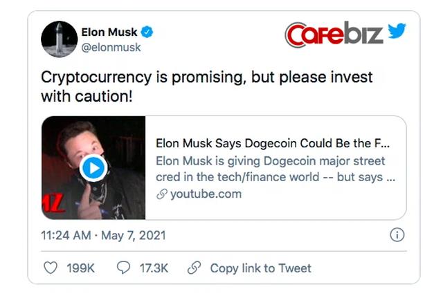 Nhà đầu tư Dogecoin toàn thế giới nín thở, trên tay app giao dịch tiền số đã mở sẵn chờ talkshow của Elon Musk tối nay - Ảnh 2.