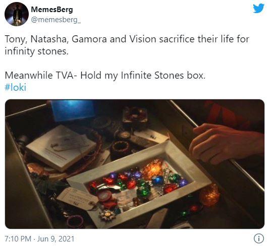 Cua gắt như Marvel: Đá vô cực mà cả MCU lùng sục hóa ra cũng chỉ là những cục chặn giấy trong series Loki - Ảnh 3.