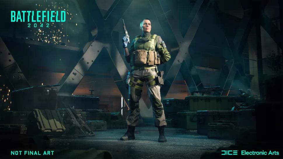 Battlefield 2042 công bố trailer đầu tiên: đấu trường hỗ trợ 128 tay súng, lớp nhân vật mới linh hoạt, có chế độ công thành độc đáo - Ảnh 6.