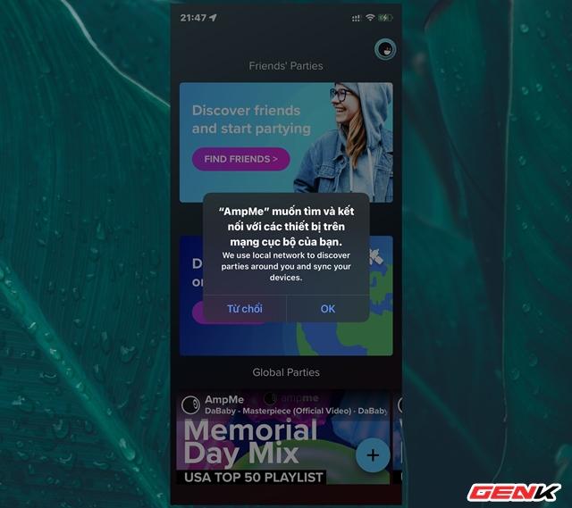 Biến smartphone thành hệ thống âm thanh đa kênh cực đỉnh với AmpMe - Ảnh 3.