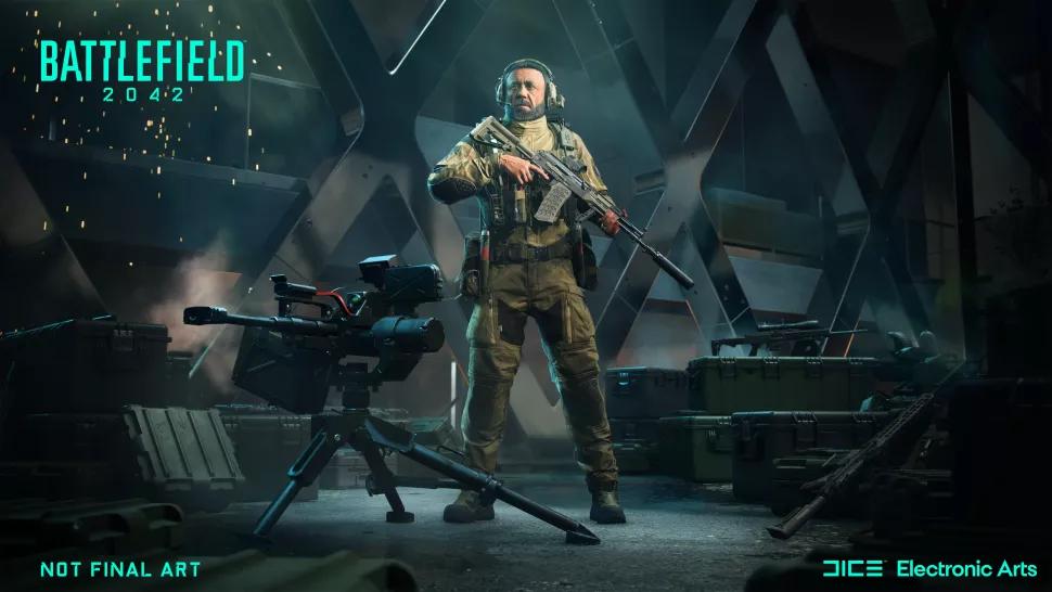 Battlefield 2042 công bố trailer đầu tiên: đấu trường hỗ trợ 128 tay súng, lớp nhân vật mới linh hoạt, có chế độ công thành độc đáo - Ảnh 7.