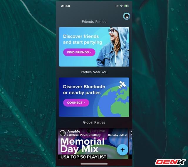 Biến smartphone thành hệ thống âm thanh đa kênh cực đỉnh với AmpMe - Ảnh 4.