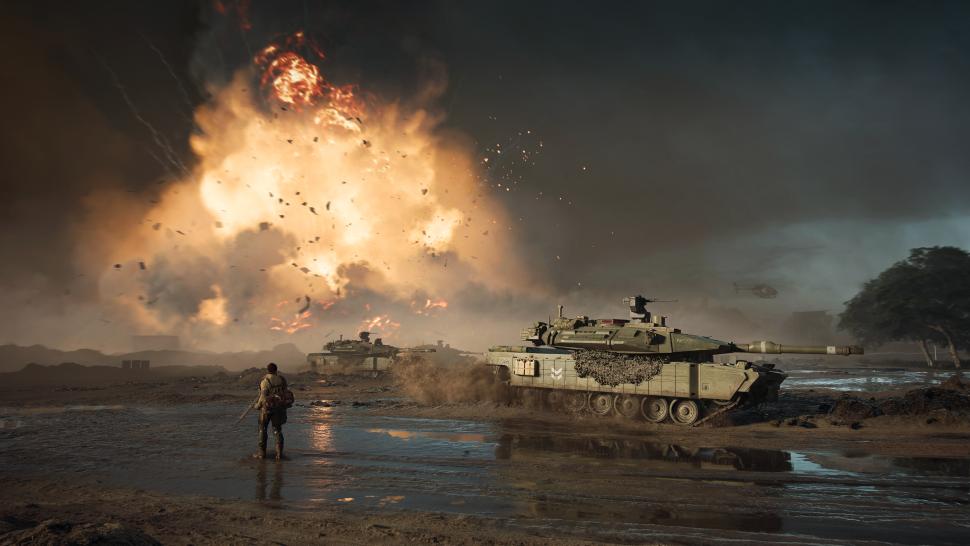 Battlefield 2042 công bố trailer đầu tiên: đấu trường hỗ trợ 128 tay súng, lớp nhân vật mới linh hoạt, có chế độ công thành độc đáo - Ảnh 3.