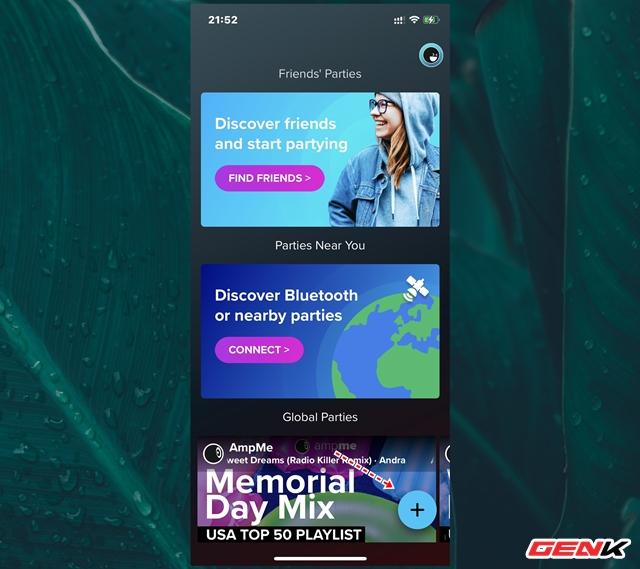 Biến smartphone thành hệ thống âm thanh đa kênh cực đỉnh với AmpMe - Ảnh 7.