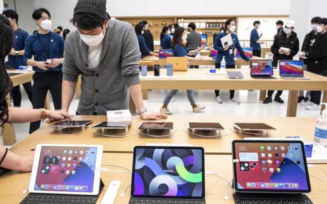Vốn hoá của Apple có thể cán mốc 3 nghìn tỷ USD trong năm 2022 - Ảnh 1.