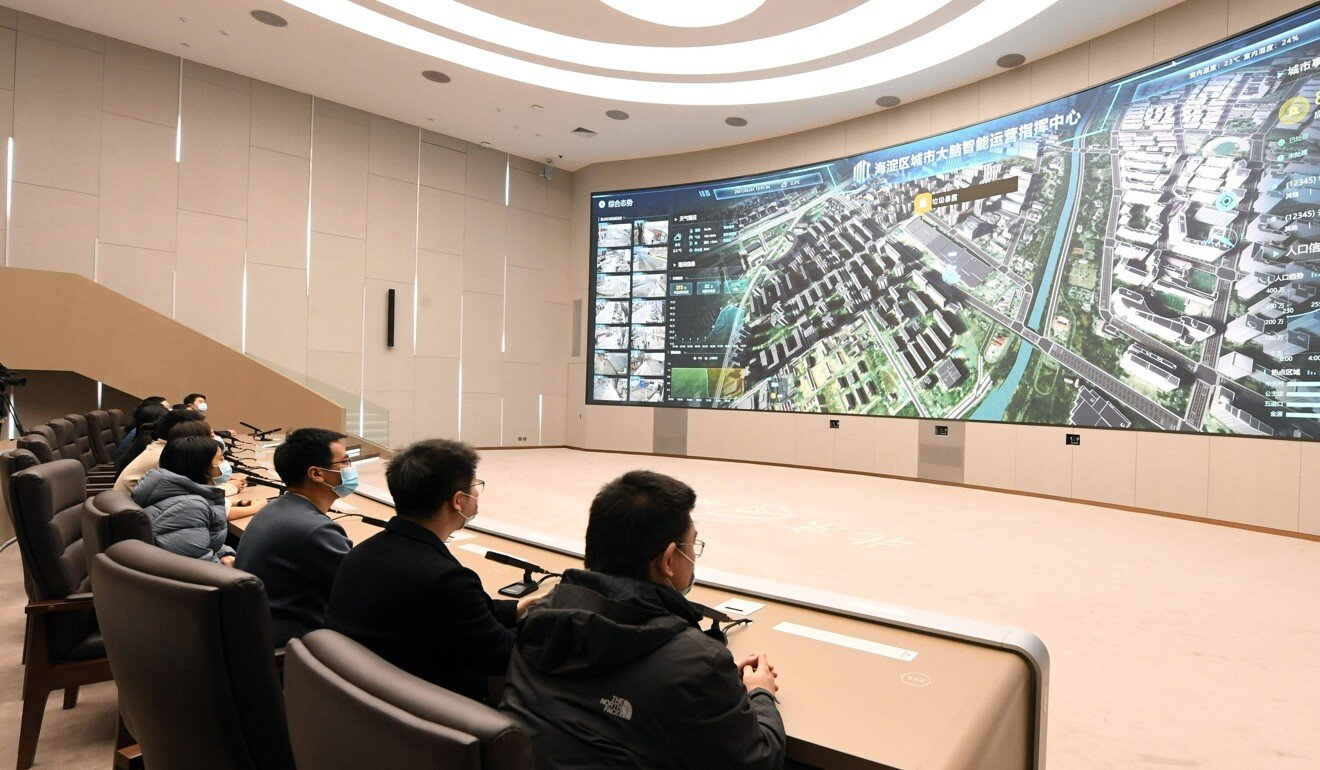 The AI brain is deployed throughout Chinese cities, capable of both tracing Covid-19 and fighting corruption - Photo 3.