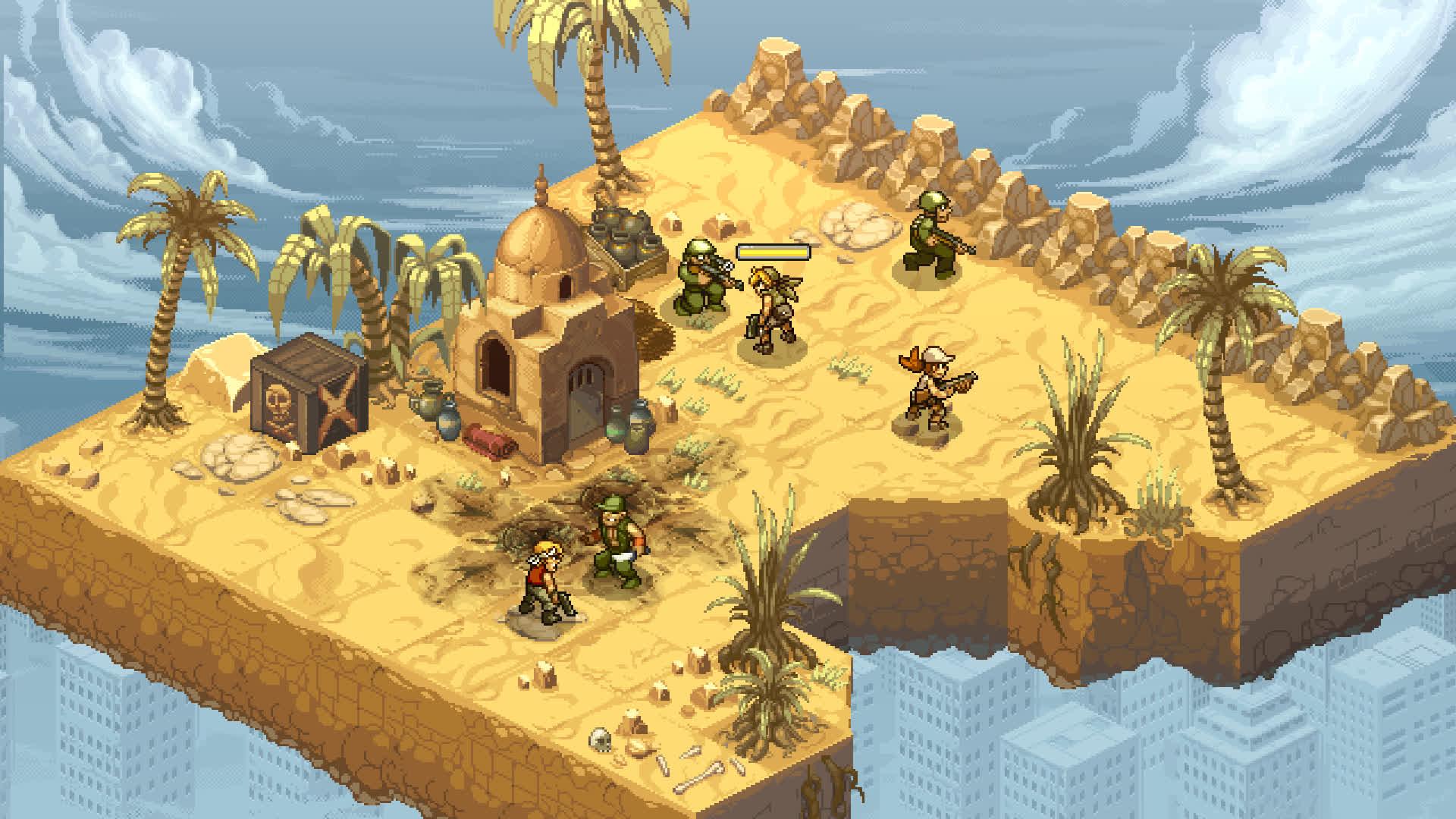 Rambo Lùn bản mới khiến game thủ toàn cầu bất ngờ: từ game xông pha bất cần đời trở thành game chiến thuật - Ảnh 2.