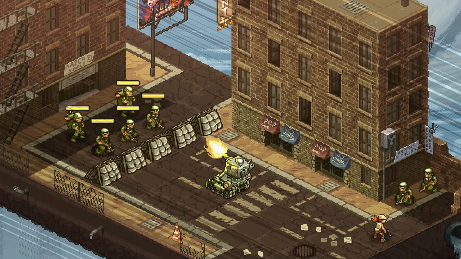 Rambo Lùn bản mới khiến game thủ toàn cầu bất ngờ: từ game xông pha bất cần đời trở thành game chiến thuật - Ảnh 3.