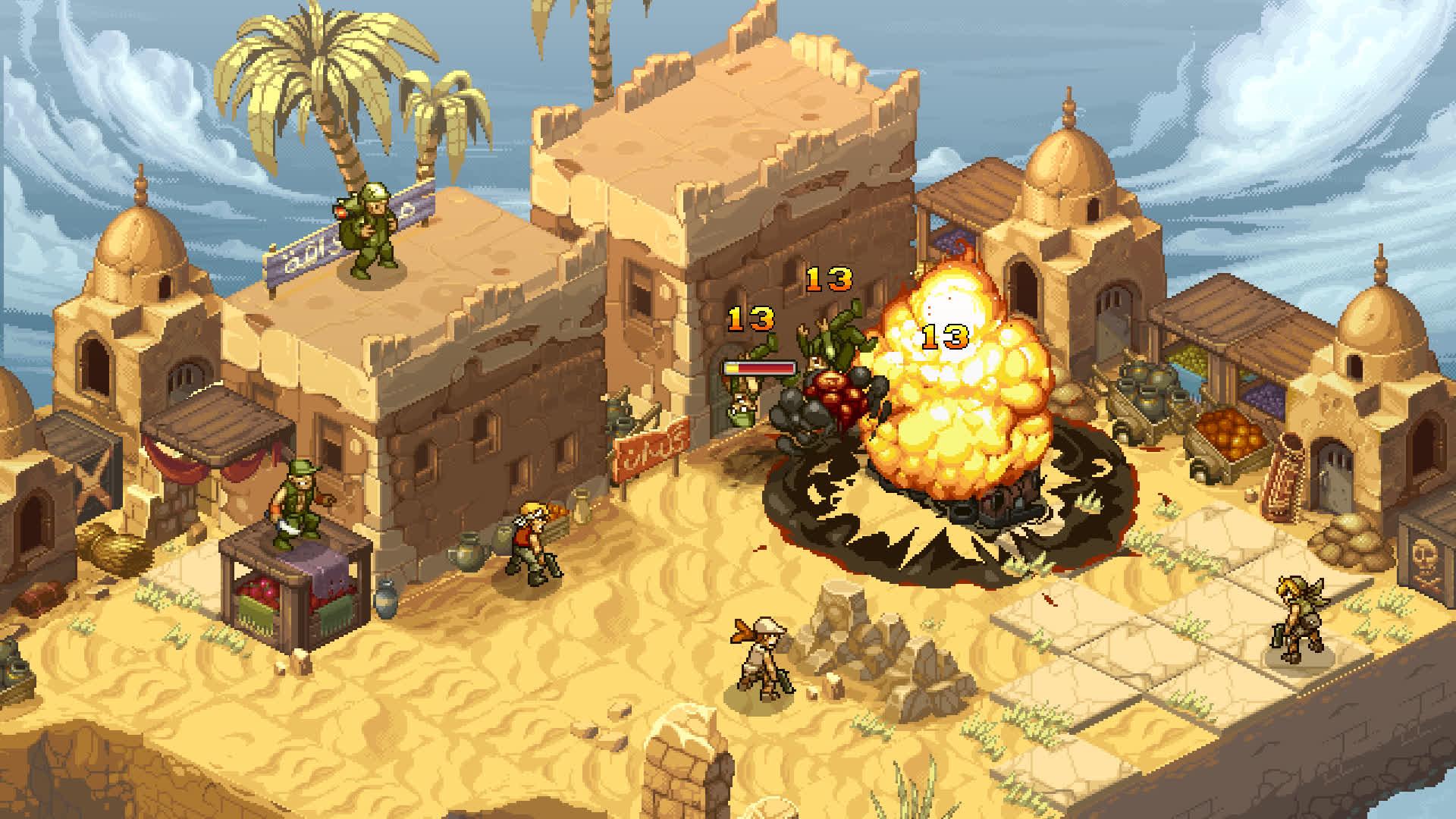 Rambo Lùn bản mới khiến game thủ toàn cầu bất ngờ: từ game xông pha bất cần đời trở thành game chiến thuật - Ảnh 4.