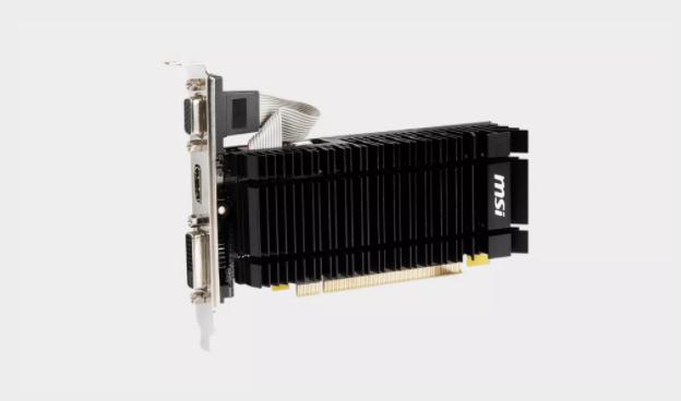 Thiếu hụt GPU trầm trọng, MSI phải hồi sinh card đồ họa yếu nhất 2014 để chống cháy, mỗi tội giá bán lại đắt đến bất ngờ - Ảnh 1.