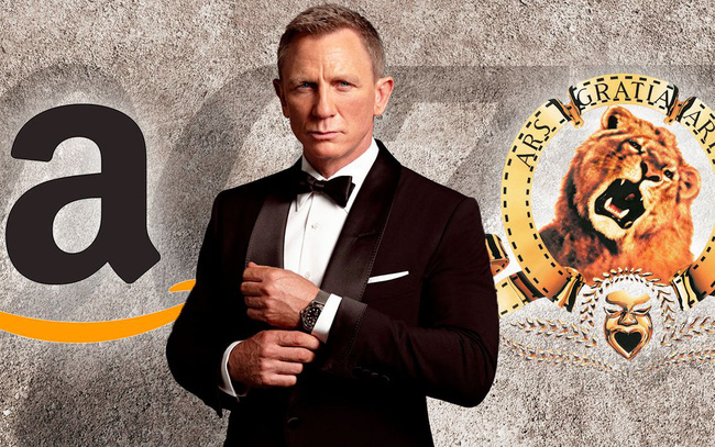 Vì đâu Amazon chi tới 8 tỷ USD để sở hữu nhà sản xuất phim James Bond? - Ảnh 1.