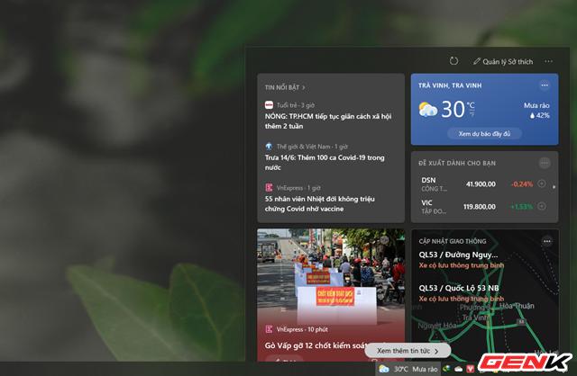 Cách kích hoạt và vô hiệu hoá tính năng News and Interests tự nhiên xuất hiện trên Windows 10 - Ảnh 11.