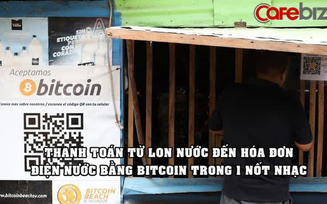 Nền kinh tế Bitcoin độc đáo ở nơi toàn người thu nhập thấp: Cả thị trấn có 1 cây ATM, mọi thứ đều được thanh toán bằng Bitcoin - Ảnh 1.