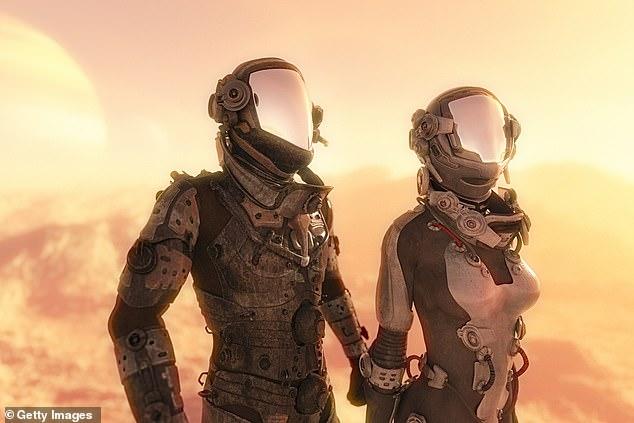 Con người có thể sinh sản trên sao Hỏa vì tinh trùng có thể tồn tại trên đó tới 200 năm - Ảnh 1.