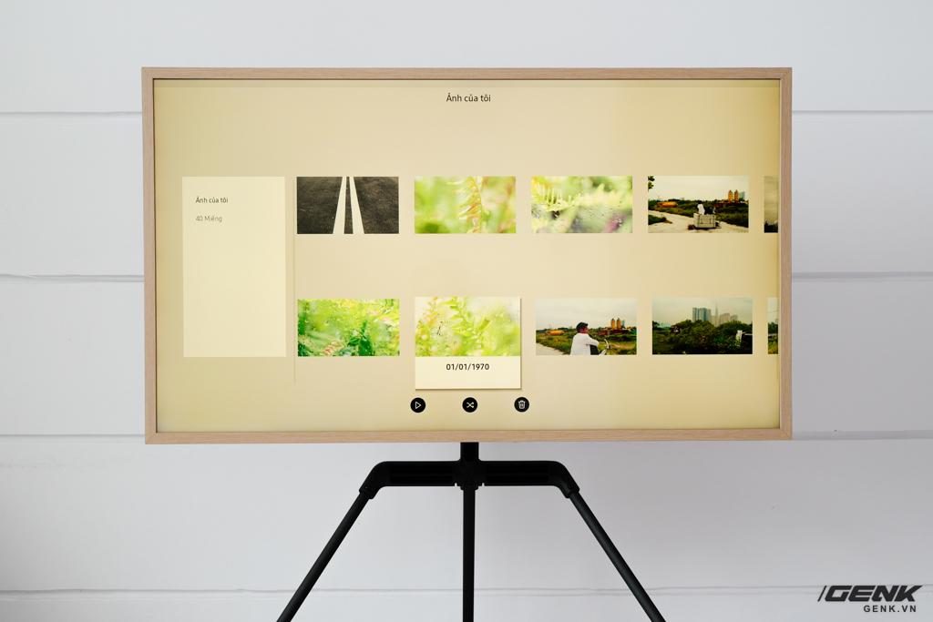 Đập thùng TV Samsung The Frame 2021 43 inch: Rất phù hợp không gian Minimalist, hơn 1.400 khung tranh nghệ thuật, tự lắp đặt không hề khó - Ảnh 22.
