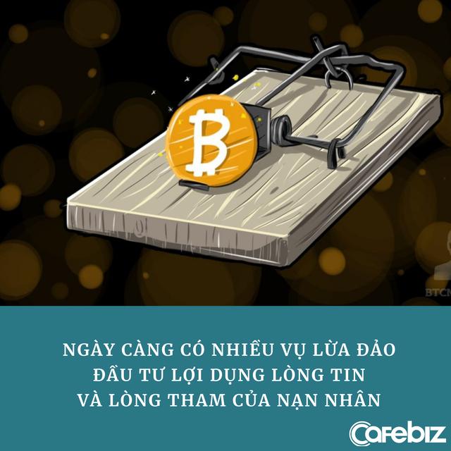 Mất trắng 280.000 USD vì bị lừa đầu tư Bitcoin: Nạn nhân 'hồn nhiên' cho kẻ phạm tội truy cập máy tính từ xa, bị đến tận nhà đòi thêm tiền - Ảnh 3.