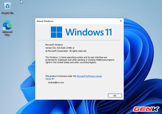 Trải nghiệm nhanh phiên bản Windows 11 Dev Preview vừa bị rò rỉ : là phiên bản hoàn chỉnh của Windows 10X - Ảnh 1.