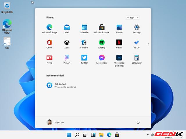 Trải nghiệm nhanh phiên bản Windows 11 Dev Preview vừa bị rò rỉ : là phiên bản hoàn chỉnh của Windows 10X - Ảnh 15.