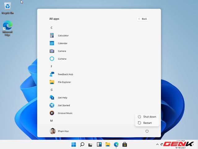 Trải nghiệm nhanh phiên bản Windows 11 Dev Preview vừa bị rò rỉ : là phiên bản hoàn chỉnh của Windows 10X - Ảnh 17.