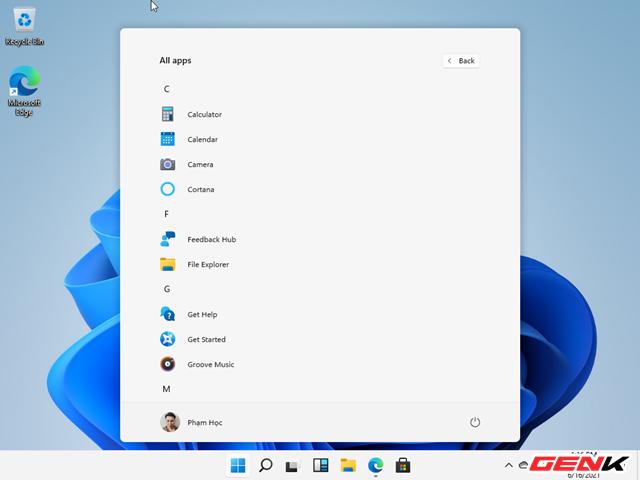 Trải nghiệm nhanh phiên bản Windows 11 Dev Preview vừa bị rò rỉ : là phiên bản hoàn chỉnh của Windows 10X - Ảnh 23.