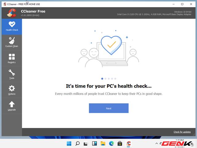 Trải nghiệm nhanh phiên bản Windows 11 Dev Preview vừa bị rò rỉ : là phiên bản hoàn chỉnh của Windows 10X - Ảnh 24.