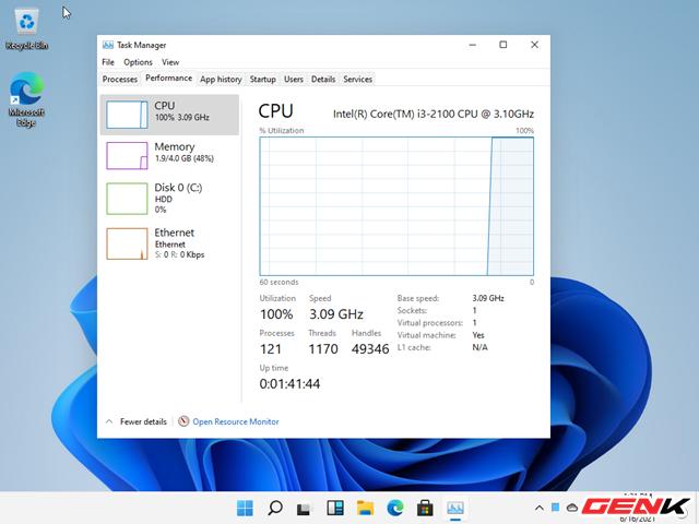 Trải nghiệm nhanh phiên bản Windows 11 Dev Preview vừa bị rò rỉ : là phiên bản hoàn chỉnh của Windows 10X - Ảnh 25.