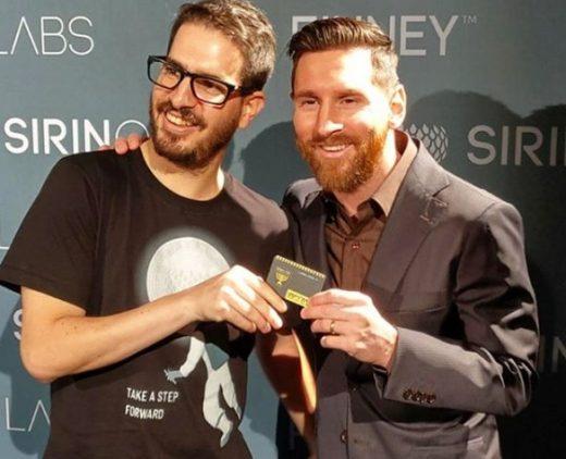 Dự án ICO tiền ảo từng được Lionel Messi ủng hộ đang bị tố lừa đảo - Ảnh 1.