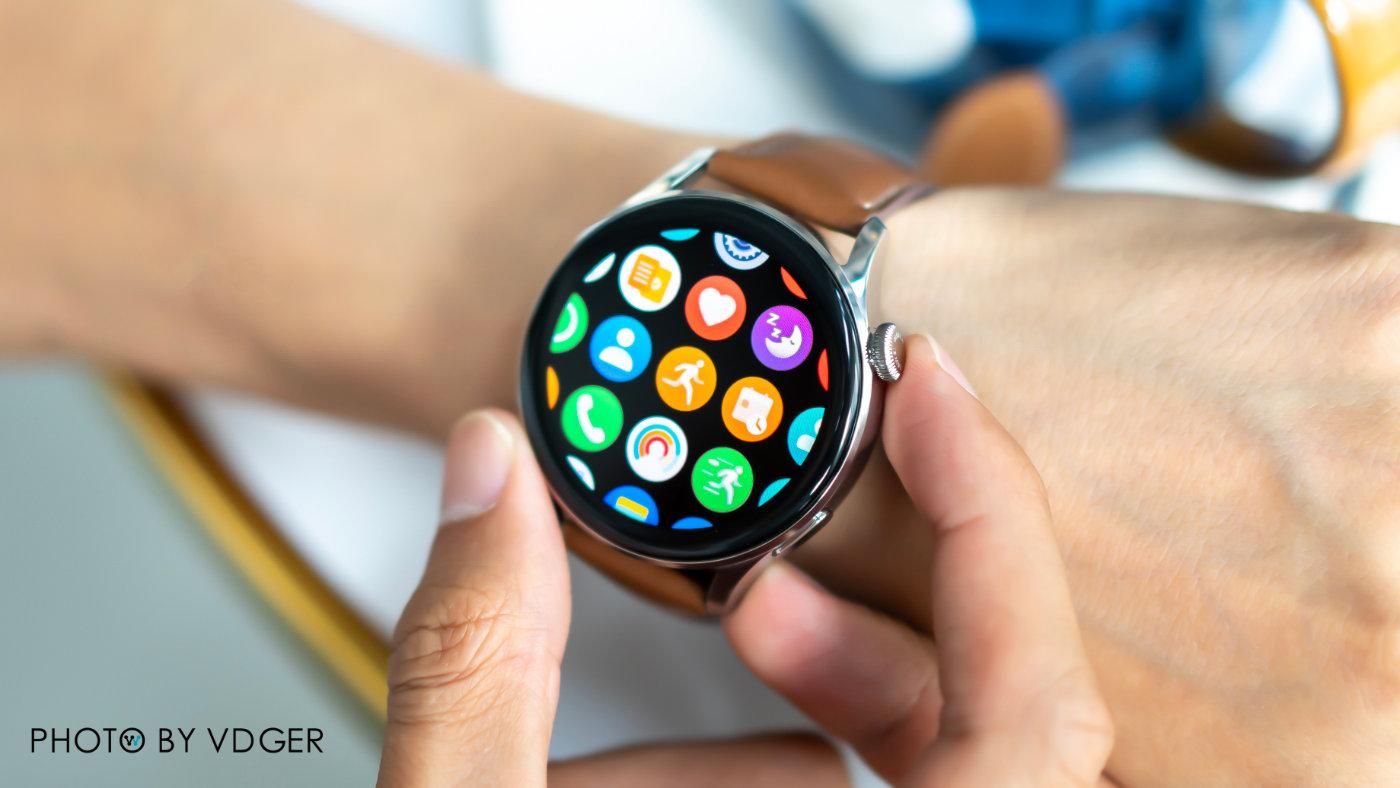 Huawei Watch 3 ra mắt: Có núm xoay như Apple Watch, chạy HarmonyOS, pin 3 ngày, giá từ 9.4 triệu đồng - Ảnh 6.