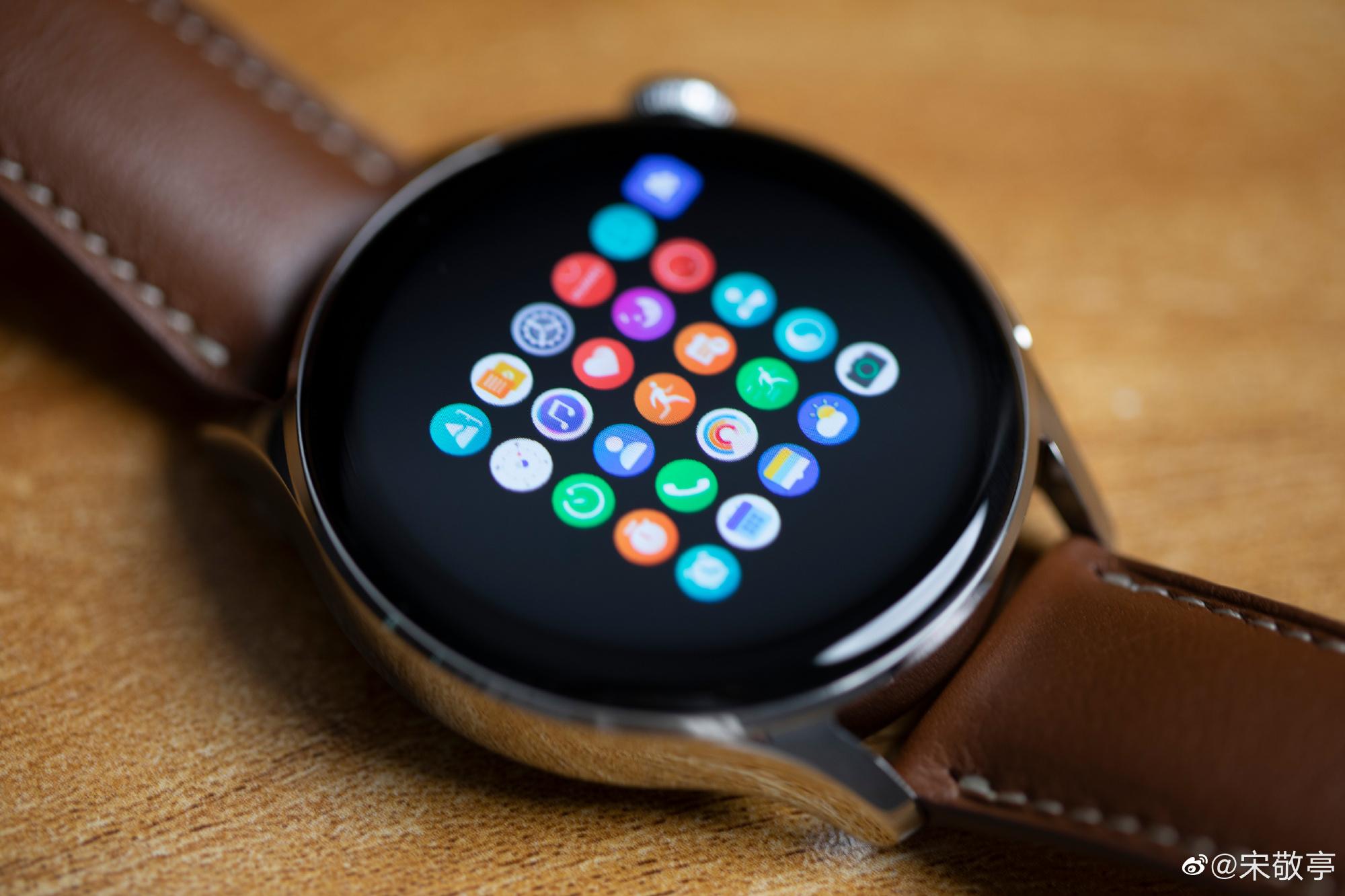 Huawei Watch 3 ra mắt: Có núm xoay như Apple Watch, chạy HarmonyOS, pin 3 ngày, giá từ 9.4 triệu đồng - Ảnh 7.