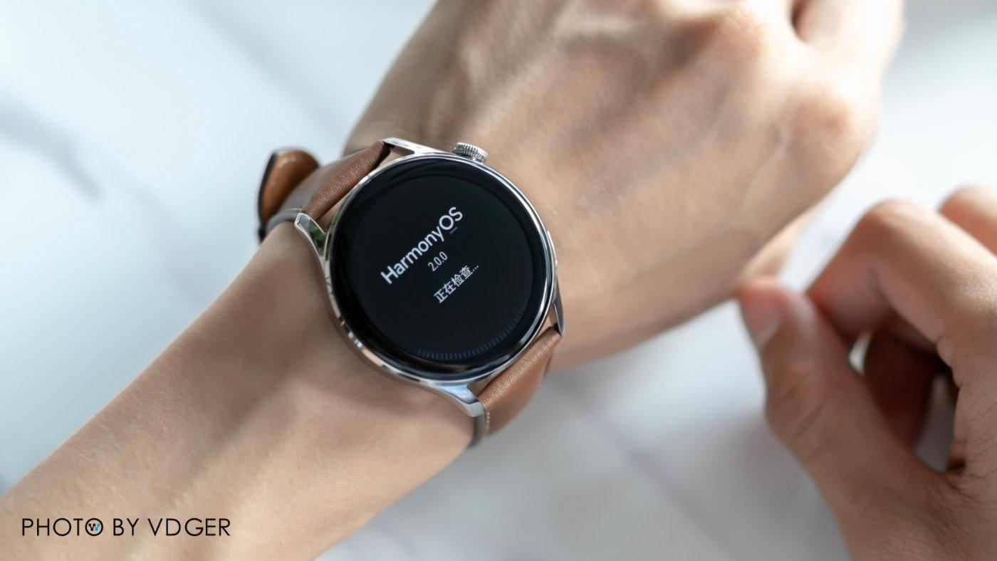 Huawei Watch 3 ra mắt: Có núm xoay như Apple Watch, chạy HarmonyOS, pin 3 ngày, giá từ 9.4 triệu đồng - Ảnh 5.