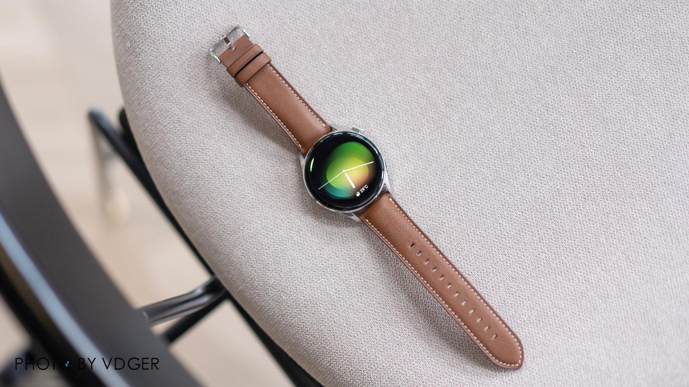 Huawei Watch 3 ra mắt: Có núm xoay như Apple Watch, chạy HarmonyOS, pin 3 ngày, giá từ 9.4 triệu đồng - Ảnh 10.