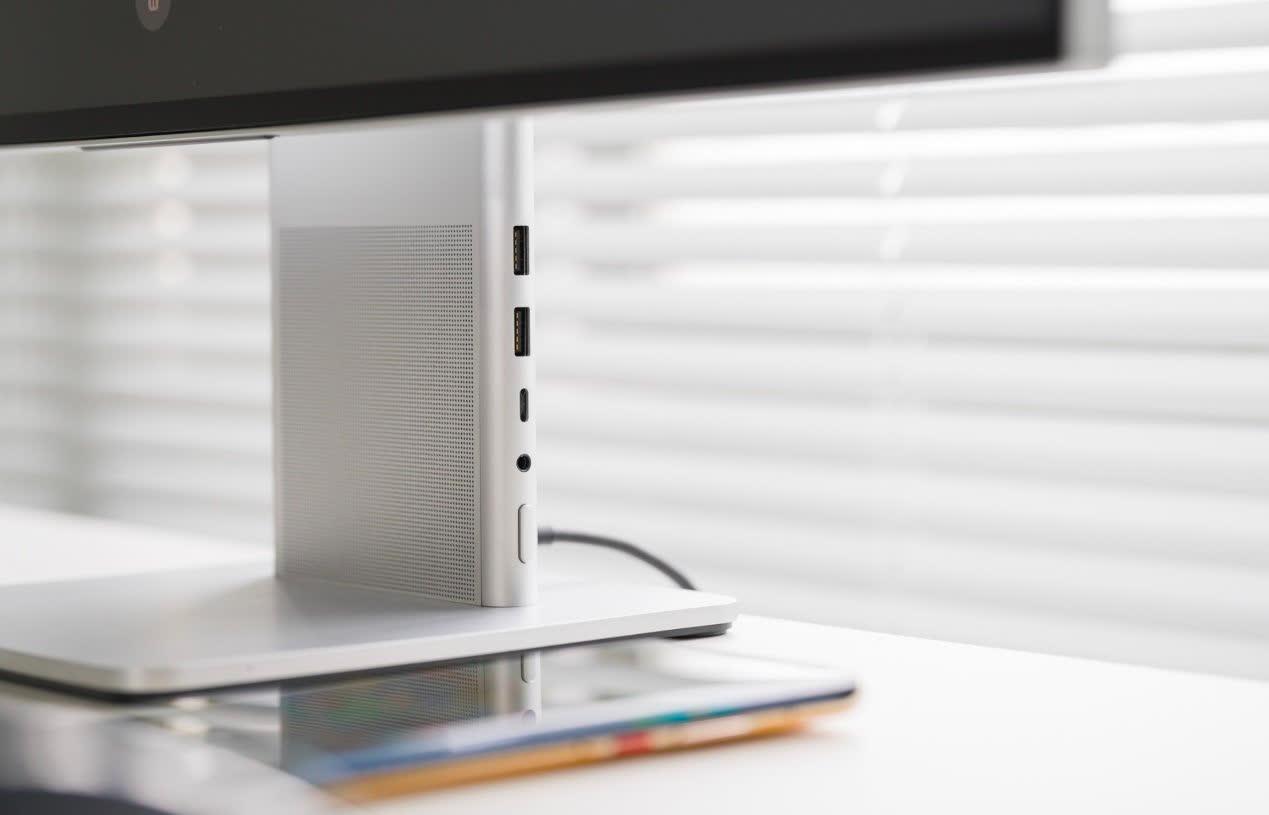 Huawei ra mắt màn hình MateView: 28.2 inch, 4K tỷ lệ 3:2, có cổng USB-C, giá từ 14.3 triệu đồng - Ảnh 3.