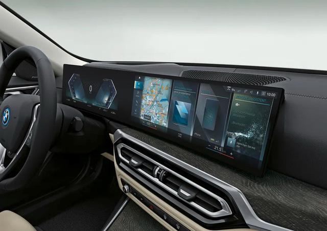 BMW i4 - chiếc sedan hạng sang chạy điện cả thế giới đang mong đợi? - Ảnh 9.