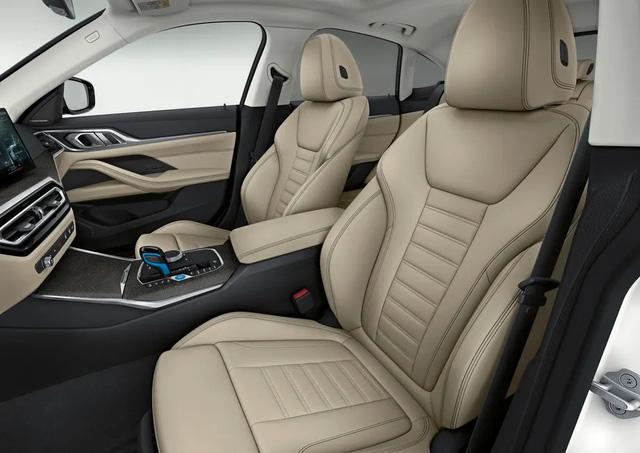 BMW i4 - chiếc sedan hạng sang chạy điện cả thế giới đang mong đợi? - Ảnh 10.
