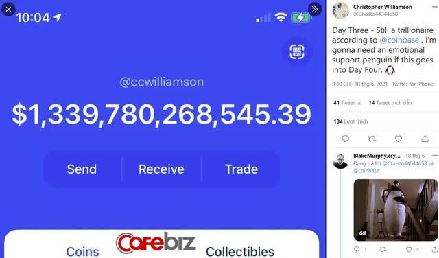 Sau 1 đêm bỗng trở thành nghìn tỷ phú, nhiều tiền hơn cả Jeff Bezos, Elon Musk nhờ đầu tư vào coin - Ảnh 2.
